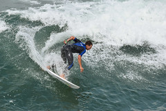 HB Surfer (Jose Matutina) Tags: california beach sport wave competition surfing vans huntingtonbeach usopen