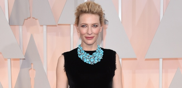 Cate Blanchett vira morador de rua em projeto artístico alemão