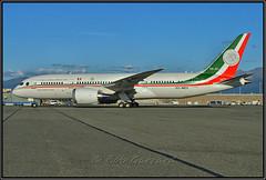 "XC-MEX Fuerza Area Mexicana ""Jos Ma. Morelos y Pavn"" (Bob Garrard) Tags: xcmex fuerza area mexicana jos ma morelos y pavn tp01 boeing 787 dreamliner anc panc"