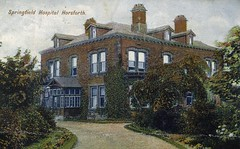 Springfield Hospital, Horsforth (robmcrorie) Tags: hospital yorkshire leeds patient medical health national doctor service nurse springfield horsforth hsitory