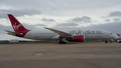 G-VNEW Virgin Atlantic Boeing 787-9 (geoffieb) Tags: virginatlantic virgin londonheathrowairportlhr lhr egll boeing787 boeing7879 gvnew dreamliner birthdaygirl vs vir dreaminer