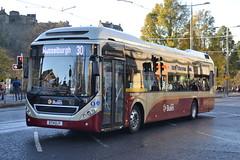 Lothian Buses 13 BT14DJY (Will Swain) Tags: city uk travel november england bus buses scotland edinburgh britain centre north transport scottish vehicles vehicle northern 13 seen lothian 22nd 2015 bt14djy