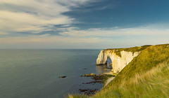 Normandia Etretat (1) (lucabovo) Tags: france mare francia etretat normandia scogliere scogliera alabastro alabatre cotealabatre