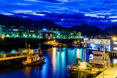 (Antonio Balsera) Tags: sunset espaa puerto atardecer asturias es llanes principadodeasturias