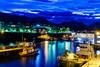 (Antonio Balsera) Tags: sunset españa puerto atardecer asturias es llanes principadodeasturias