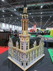 IMG_1217 (Eiker86) Tags: city brick london castle plane airplane frozen lego bricks ironman movies elsa ghostbusters marrypoppins excel mocs staypuft moc afol brick15 unikitty afolcon nexoknights brick2015 staypoft