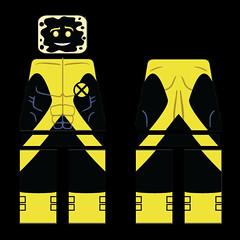 Sunspot Modern New Mutants (bravedesign) Tags: new lego wells xmen printing heroes decal roberto superheroes custom marvel printed sunspot mutants zeb minifigure dacosta