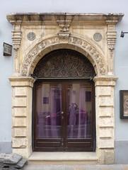 Krakov, portály (32) (ladabar) Tags: portal kraków cracow cracovia krakau krakov portál