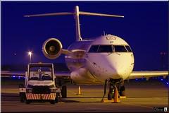 CRJ 701, HOP!, F-GRZF (OlivierBo35) Tags: hop rennes spotting rns crj700