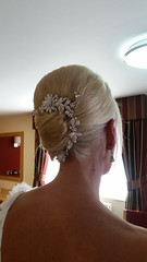 "Brides hair • <a style=""font-size:0.8em;"" href=""http://www.flickr.com/photos/36560483@N04/23896141035/"" target=""_blank"">View on Flickr</a>"