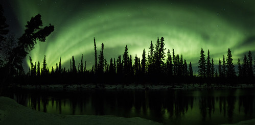 More New Year's Northern Lights