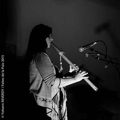 Ashukan - Faites de la Paix 2015 (Yohann REVERDY) Tags: music flute musique amérindienne