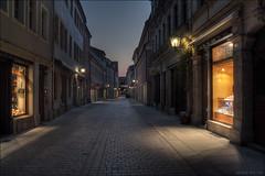 Pirna am Abend (p h o t o . w o r l d s) Tags: deutschland evening abend fuji nightshot sachsen hdr pirna photomatix tonemapping s5pro photoworlds