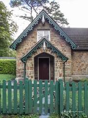 Clyne Gardens Lodge Entrance 2016 09 30 #1 (Gareth Lovering Photography 3,000,594 views.) Tags: clyne gardens botanical swansea wales flowers trees shrubs park olympus stylus1s garethloveringphotography