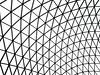 Exit through the BM gift shop (Sil_52 (SilViolence)) Tags: londra london bm britishmuseum museum museo england p7000 inghilterra architecture minimal abstract bw nikon coolpix coolpixp7000 up astratto minimalismo geometria geometric geometry triangles triangoli astrattismo lines