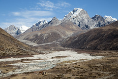 Periche valley (D A Scott) Tags: nepal asia trekking everest base camp gokyo lakes trek