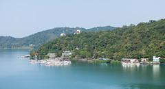 IMG_9937.jpg (Idiot frog) Tags: blue eos sunmoonlake lake sky cloud water nantou 5d2 green canon taiwan 5dmk2 white éæ± é èºç£ç å°ç£ tw