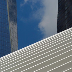 Over The Horizon (nrg_crisis) Tags: nyc groundzero lowermanhattan architecture 1worldtrade 7worldtrade sonydschx9v