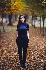 Blue Velvet (O.K.Photography) Tags: d800 nikon 85mm18g 85mm fx vsco portrait f18 girl