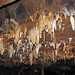Travertine stalactites (Ohio Caverns, western Ohio, USA) 8