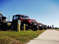 Jeep clubs | Indian River Inlet, DE (delmarvausa) Tags: jeep 4x4 offroad showandshine jeepclub jeeps offroading indianriverinlet delawareseashore coastaldelmarva southerndelaware delawarestatepark bbqcompetition showshine jeepclubs lowerdelaware offroadingwithlukeandeddie lukeandeddies