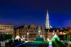 (cjam_1974) Tags: belgica2015 bruselas nocturnas