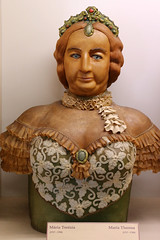 Maria Theresa made of marzipan (grushechka) Tags: hungary marzipan szentendre figure sculpture sweet food tale shop portrait
