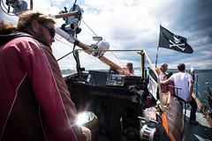 viking (pamelaadam) Tags: whitby engerlandshire boat sea summer august 2016 holiday2016 people lurkation digital fotolog thebiggestgroup