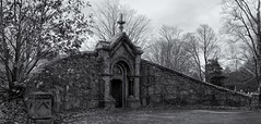 Fine Masonry (jores59) Tags: boston bostonma cemetery mthopecemetery