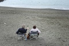 Couple at the sea (MoJo_3016) Tags: italien italy italia levanto ligurien liguria love liebe cinque terre meer mare sea herbst autumn