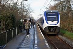 NSR SLT at Waddinxveen-Noord, November 26, 2016 (cklx) Tags: gouwelijn nsr slt boskoop waddinxveen