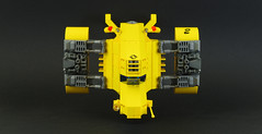 Renault Hirondelle (03) (F@bz) Tags: starfighter spaceship lego sf space moc scifi renault