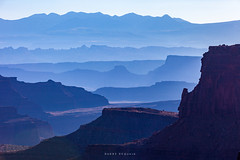 Layers of Low Lands and High Lands (Ding Ying Xu) Tags: canyonlands canyon utah