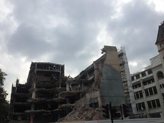 Southwark, Londen (Great Patsby) Tags: londen london demolishing