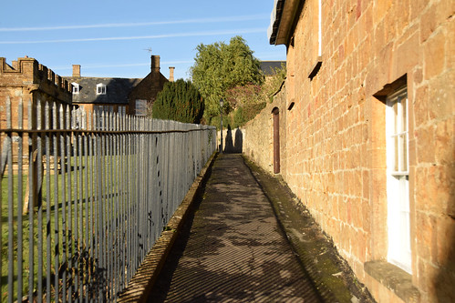 Ilminster - alley