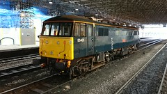 86401 Mons Meg At Carlisle (Uktransportvideos82) Tags: 86401 monsmeg