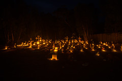 Resting souls (Ivon Murugesan) Tags: allsoulsday candlelight cemetry graveyard newlight nightlight soul souls soulsday travelwithflickr flickrtravelaward travel places explore exploration restingsouls soulmates