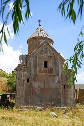 Surb Karapet church, X AD, Vayots Dzor, Armenia