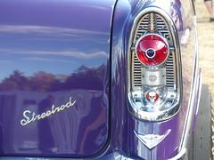 56CRUZR StreetRod (bballchico) Tags: 1956 chevrolet dragcar racecar 56cruzr streetrod arlingtoncarshow carshow 1960s 206 washingtonstate arlingtonwashington trifive