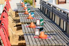 050_FlickrAusflüge.jpg (stefan.mohme) Tags: strand deutschland restaurant baden tisch sonne ostsee kiel schleswigholstein stuehle laboe quickbornheide