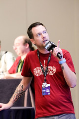 0F0A4095 (DarkPhibre) Tags: sunday gabe pax pennyarcadeexpo 2015 mikekrahulik pax2015 pax15 thornwatchpanel