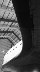 Endeavor (R*Chan) Tags: california bw usa white black history technology time space sony astronaut center line nasa shuttle rocket spaceship alpha enterprise discovery spaceshuttle sciences endeavor arrange ilce a7ii emount sonynex ilce7m2k