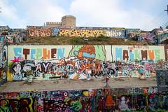 malkmus wall (birzer) Tags: art wall austin stephen converse malkmus jinks