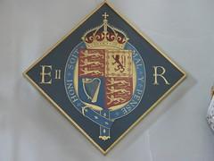 Royal arms (Granpic) Tags: london heraldry bromley londonchurch royalarms bromleychurch stmarkbromley