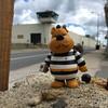 Waxlips LeFontaine @ Dannemora's Prison (nefasth) Tags: ny toy vinyl kidrobot prison jail kozik jouet dannemora chumps littlesiberia clintoncorrectionalfacility waxlipslefontaine jailvariant