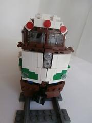 F40PH Front (Davidzq) Tags: train lego amtrak cascades passenger pf talgo moc 7wide