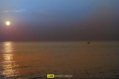 Sunset (Francesco Grisolia) Tags: sunset summer sky italy panorama sun holiday fish beach nature colors landscape boat fisherman nikon barca italia tramonto mare palinuro estate nikkor sole spiaggia nital 2013 nikonclub d7000 iamnikon nikonclubit