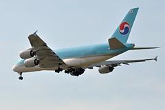 HL7628    CDG (airlines470) Tags: airport air korean a380 msn cdg 156 a380800 a380861 hl7628