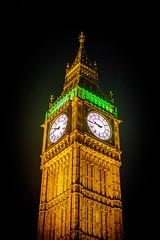 Big Ben (cug) Tags: london night londoneye bigben