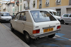 1977 Peugeot 104 GL (coopey) Tags: 1977 peugeot 104 gl